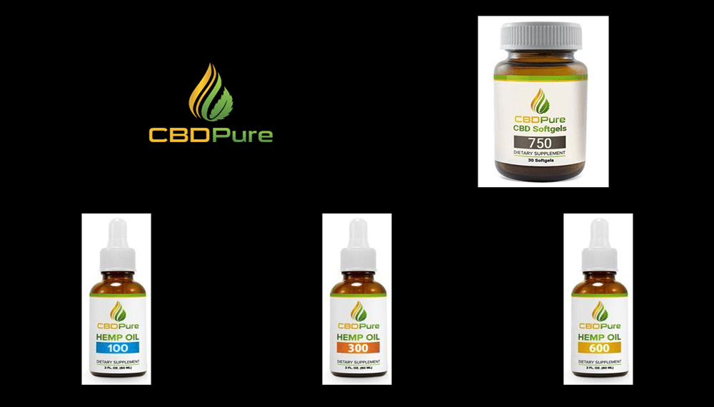 CBD Pure CBD Products